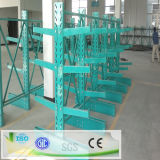 Rekken van de Vertoning van het Staal van de Cantilever van de Leverancier van China de Op zwaar werk berekende