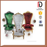 Le Roi élégant Queen Crown Chair (BR-LC011)