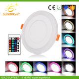 W Fashion 6-18 мес. двойной Цветной светодиодный светильник с панели управления