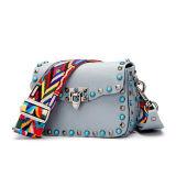 2017 nuevos bolsos de totalizadores ocasionales de los bolsos de las señoras de bolsos de señora Ladies Handbag Color Contrast del bolso de mano del cuero del bolso de la señora totalizador de la PU del bolso de mano de la mujer de la colección Sy8432