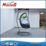 Patio exterior del bastidor de aluminio silla columpio individual