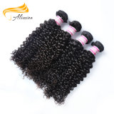 Fábrica del pelo de Shangdong el 100 por ciento de pelo humano brasileño de Remy