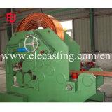 銅のストリップの連続鋳造機械