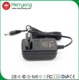 힘 접합기 12V 15W 100-240V 50-60Hz AC 접합기 12V 1.25A
