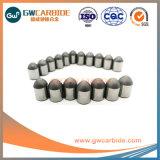 Botões de carboneto de tungstênio para Rock