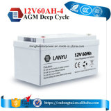 Batería 12V 60ah del gel para la UPS y la luz de calle solar