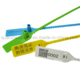 OEM desechables de plástico de alta calidad de la etiqueta de la junta