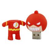 Il più poco costoso il disco rosso di memoria del bastone 32GB Pendrive del USB dell'istantaneo