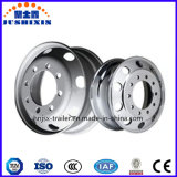 La lega di alluminio calda della rotella del rimorchio di vendita semi i cerchioni