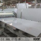 人工的な石造りの純粋で白い水晶タイル1200X1200