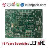 Placa de circuito impresso do PWB com HASL sem chumbo