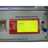 automatische einzelne Isolieröl-Spannungsfestigkeits-Prüfvorrichtung des Cup-80kV