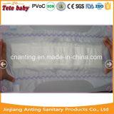 Os melhores fabricantes do tecido do bebê em China encantadora pouco tecido descartável do bebê do projeto do urso