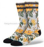 FormRetro Patten-Straßen-Art-Mann-Socke