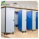 De kleurrijke Decoratieve Goedkope Cellen van het Toilet van de Prijs HPL