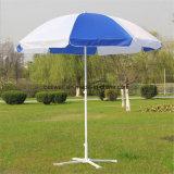 Зонтик сада семьи цветастого зонтика патио напольный