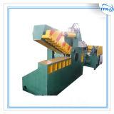 Linea di produzione completa cesoie idrauliche del coccodrillo della pressa dello scarto di metallo di Q43