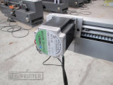 よのTM3045zロボットアームを搭載する自動縦スクリーンプリンター機械