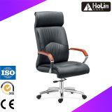 現代高い背皮の管理の主任の支配人室の椅子