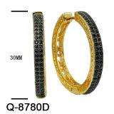 De nieuwe Levering voor doorverkoop van de Fabriek van de Hoepels van de Oorringen van de Juwelen van het Koper van de Aankomst