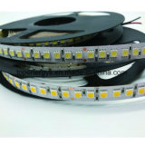 Alto lúmen 3m de silicone 120LED/M 5050 24 Volts Flexível de LED