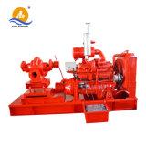 Matériau en acier inoxydable à grande capacité centrifuge à grande capacité Pompe à eau de mer