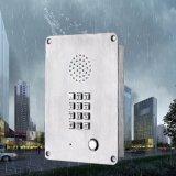 Telefone da prova do vândalo da indústria química construído no registrador