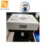 Gâteau d'impression 3D de la machine à café Les Machines d'impression de l'imprimante