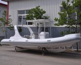 Pés 17-27Liya costela militar embarcações da marinha insuflável de barco para venda