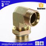 90 extrémités réglables de goujon d'amorçage d'Unf de coude avec le joint circulaire scellant l'ajustage de précision hydraulique
