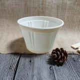 生物分解性の使い捨て可能なテーブルウェアコーンスターチのペーパボール400ml