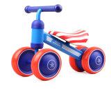 Caminante tamaño pequeño del bebé de la bici del balance de los cabritos por 2 años del bebé