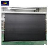 Ec2-Black umgebendes Kristalllicht, das Bildschirm Tabulator-Spannkraft elektrische Projektions-Bildschirme für Standardprojektor zurückweist