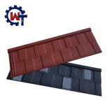 Wanteの中国の石造りの上塗を施してある金属の屋根瓦の製造