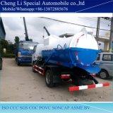 판매를 위한 쓰레기 트럭 5500 리터 Dongfeng 부엌