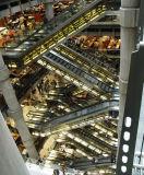 Vvvf Escalator automatiquement pour le Shopping Mall
