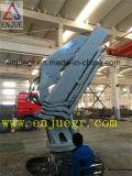 Elektrische Hydraulische Foldble en de Telescopische Kraan van het Schip van het Dek van de Boom Mariene