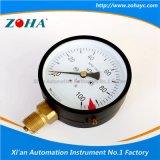 '' calibre de pressão geral do conetor 4 de bronze