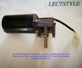 motore elettrico del pulitore dell'attrezzo di vite senza fine del parabrezza di 24V 60W 260rpm Voleo per l'apri del portello del negozio, lo sviluppo della pellicola e le stampatrici della foto