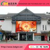 Preço baixo do ecrã LED de cor total exterior (P10mm display LED de publicidade Board)