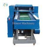 Nuevo tipo de fibra textil automática / máquina de cortar los residuos de algodón/