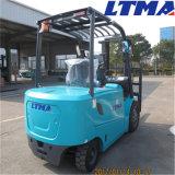 Vente chaude chariot élévateur électrique de 3.5 tonnes avec la batterie superbe