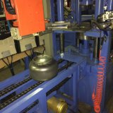 Niedrige Hälften-automatische schüttelnde Maschine LPG-Cylinnder