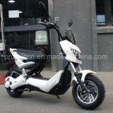 vespa eléctrica de Mototcycle del motor trasero sin cepillo 1000W