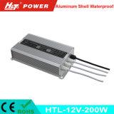 alimentazione elettrica di commutazione del trasformatore AC/DC di 12V 16A 200W LED Htl