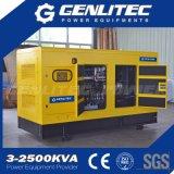 gerador Diesel silencioso de 15 kVA psto pelo motor chinês de Ricardo