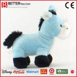 cadeau de promotion animal en peluche farcies Horse jouet souple pour les enfants