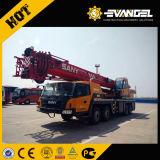 최신 판매 Sany 75 톤 트럭에 의하여 거치되는 기중기 Stc750