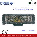 9.7 4X4 Dubbele LEIDENE van de Rij '' Drijf Lichte Staaf voor Auto, Machine Gt3332-160W