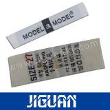 A rainha de etiquetas tecidas Handmade adesivas do melhor preço da qualidade
